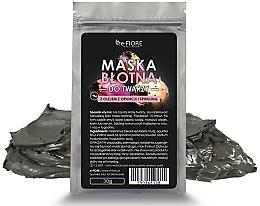 Fragrances, Perfumes, Cosmetics Spirulina Mud Face Mask - E-Fiore Mud Face Mask With Spirulina, Opuntia Oil & HA