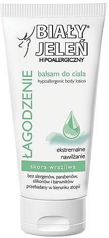 Hypoallergenic Body Balm - Bialy Jelen Hypoallergenic Balm