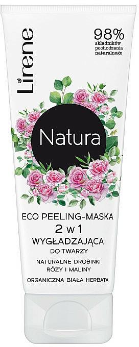 Peeling Face Mask - Lirene Natura Eco Peeling-Mask