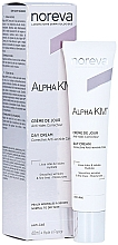 Fragrances, Perfumes, Cosmetics Corrective Anti-Aging Day Cream for Normal and Combination Skin - Noreva Laboratoires Alpha KM Day Cream