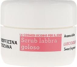 Fragrances, Perfumes, Cosmetics Lip Scrub - Biofficina Toscana Luscious Lip Scrub