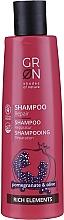 Fragrances, Perfumes, Cosmetics Hair Shampoo - GRN Rich Elements Pomegranate & Olive Repair Shampoo