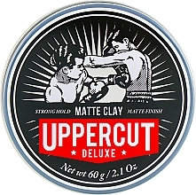Fragrances, Perfumes, Cosmetics Hair Styling Clay - Uppercut Deluxe Matt Clay