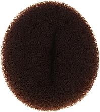 Fragrances, Perfumes, Cosmetics Hair Bun, 15x6.5 cm, brown - Ronney Professional Hair Bun 056