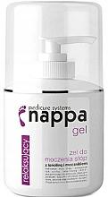 Fragrances, Perfumes, Cosmetics Relaxing Foot Gel - Silcare Nappa 500 Foot Soak Gel