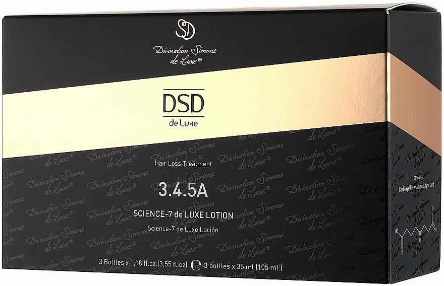 Science-7 de Luxe Lotion #3.4.5 A - Divination Simone De Luxe Science-7 DeLuxe Lotion — photo N3
