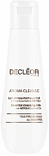Fragrances, Perfumes, Cosmetics Cleansing Essential Face & Eye Milk - Decleor Aroma Cleanse Essential Cleansing Milk