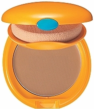 Fragrances, Perfumes, Cosmetics Sun Protection Compact Foundation - Shiseido Tanning Compact Foundation N SPF 6