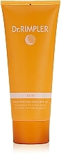 Fragrances, Perfumes, Cosmetics Sun Lotion for Body - Dr Rimpler Sun High Protection Spf30
