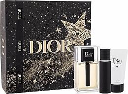 Fragrances, Perfumes, Cosmetics Dior Xmas New Dior Homme Jewel Box - Set (edt/100ml + edt/10ml +sh/gel/50ml)