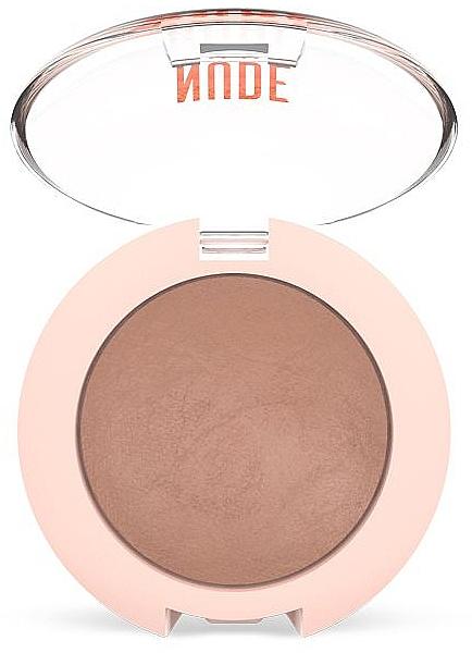 Matte Eyeshadow - Golden Rose Nude Look Matte Eyeshadow