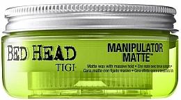 Fragrances, Perfumes, Cosmetics Matte Wax with Massive Hold - Tigi Manipulator Matte