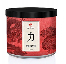 Fragrances, Perfumes, Cosmetics Kringle Candle Zen Strength - Perfumed Candle