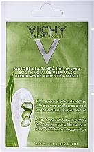 Fragrances, Perfumes, Cosmetics Aloe Vera Restoring Mask - Vichy Mineral Masks Soothing Aloe Vera Mask