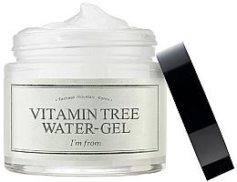 Vitamin Face Gel - I'm From Vitamin Tree Water-Gel — photo N2