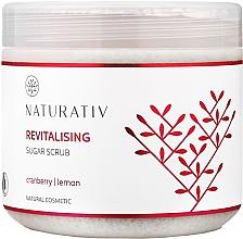 Fragrances, Perfumes, Cosmetics Revitalising Body Sugar Scrub - Naturativ Revitalising Body Sugar Scrub