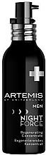 Fragrances, Perfumes, Cosmetics Regenerating Concentrate - Artemis of Switzerland Men Night Force Regenerating Concentrate