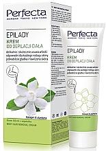 "Fragrances, Perfumes, Cosmetics Body Depilatory Cream ""Collagen and Allantoine"" - Perfecta Epilady"
