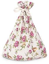Fragrances, Perfumes, Cosmetics Mediterranean Bath Salt with Rose Petals - Chantilly Solt