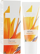 Fragrances, Perfumes, Cosmetics Eye Cream - Ryor Coenzyme Q10 Eye Cream