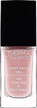 Nail Treatment - Daerma Cosmetics Nude Nails Veil Treatment — photo N1