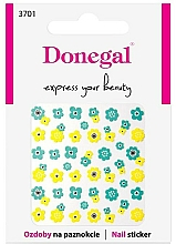 Fragrances, Perfumes, Cosmetics Nail Stickers, 3701 - Donegal