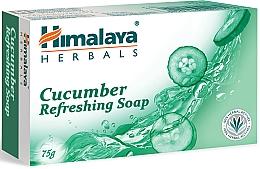 Fragrances, Perfumes, Cosmetics Refreshing Cucumber Soap - Himalaya Herbals Refreshing Cucumber