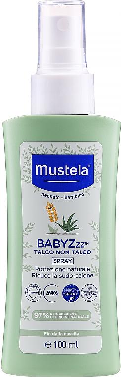 Anti Mosquito Spray - Mustela Bebe BabyZzz Talco Non Talco