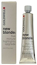 Fragrances, Perfumes, Cosmetics Bleaching Hair Cream - Goldwell New Blonde Base Lift Cream