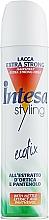 Fragrances, Perfumes, Cosmetics Extra Strong Hold Hair Spray - Intesa Ecofix Styling Extra