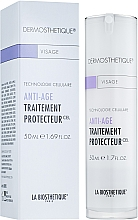 Fragrances, Perfumes, Cosmetics Protective Day Cream - La Biosthetique Dermosthetique Anti-Age Traitement Protecteur