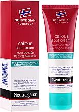 Fragrances, Perfumes, Cosmetics Anti Callus and Corn Foot Cream - Neutrogena Callous Foot Cream