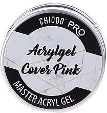Fragrances, Perfumes, Cosmetics Nail Acryl Gel - Chiodo Pro Acryl Gel Cover Pink