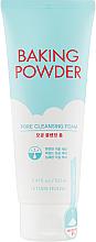 Fragrances, Perfumes, Cosmetics Deep Cleansing Cleansing Foam - Etude House Baking Powder Pore Cleansing Foam
