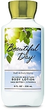 Fragrances, Perfumes, Cosmetics Bath and Body Works Beautiful Day Body Lotion - Body Lotion