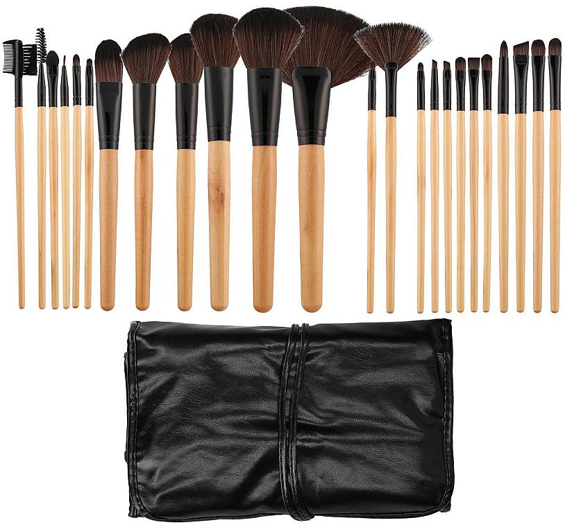 Professional Makeup Brushes Set, 24 pcs - Tools For Beauty