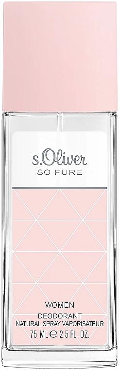 S.Oliver So Pure Women - Deodorant — photo N1