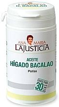 """Fragrances, Perfumes, Cosmetics Food Supplement """"Cod Liver Oil"""" - Ana Maria Lajusticia"""