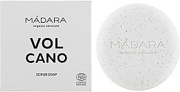 Fragrances, Perfumes, Cosmetics Cleansing Face Soap Scrub - Madara Cosmetics Volcano Srub Soap
