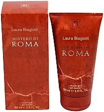 Fragrances, Perfumes, Cosmetics Laura Biagiotti Misteri Di Roma - Shower Gel