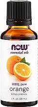 Fragrances, Perfumes, Cosmetics Orange Essential Oil - Now Foods Orange Essential Oils