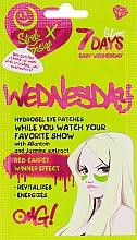 "Fragrances, Perfumes, Cosmetics Hydrogel Allantoin & Jasmine Eye Patches ""Easy Wednesday"" - 7 Days Hydrogel Eye Patches"