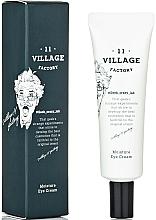 Fragrances, Perfumes, Cosmetics Moisturizing Eye Cream - Village 11 Factory Moisture Eye Cream