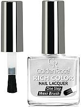Fragrances, Perfumes, Cosmetics Nail Polish - Golden Rose Rich Color