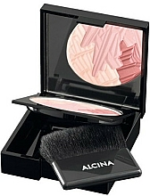 Fragrances, Perfumes, Cosmetics Blush - Alcina Brilliant Blush