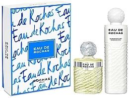 Fragrances, Perfumes, Cosmetics Rochas Eau De Rochas - Set (edt/220ml + b/l/500ml)