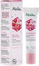 Fragrances, Perfumes, Cosmetics Refreshing Eye Gel - Melvita Nectar De Rose Fresh Eye-Countour Gel