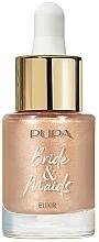 Fragrances, Perfumes, Cosmetics Brightening Serum Primer - Pupa Bride & Maids Elixir