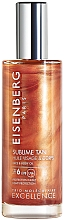 Fragrances, Perfumes, Cosmetics Face and Body Oil - Jose Eisenberg Sublime Tan Face & Body Oil SPF 6