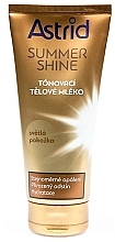 Fragrances, Perfumes, Cosmetics Toning Lotion for Light Skin - Astrid Summer Shine